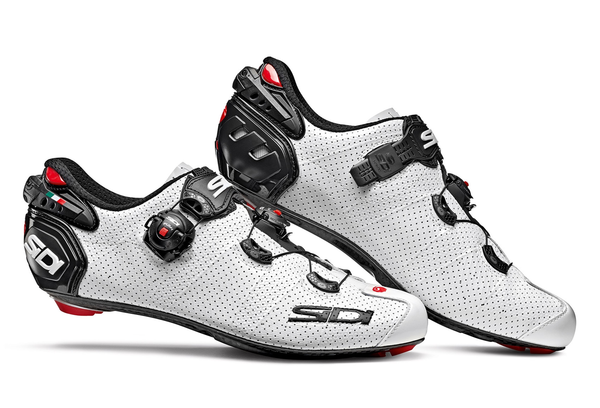 Sidi Wire 2 Carbon Air Road Shoes White