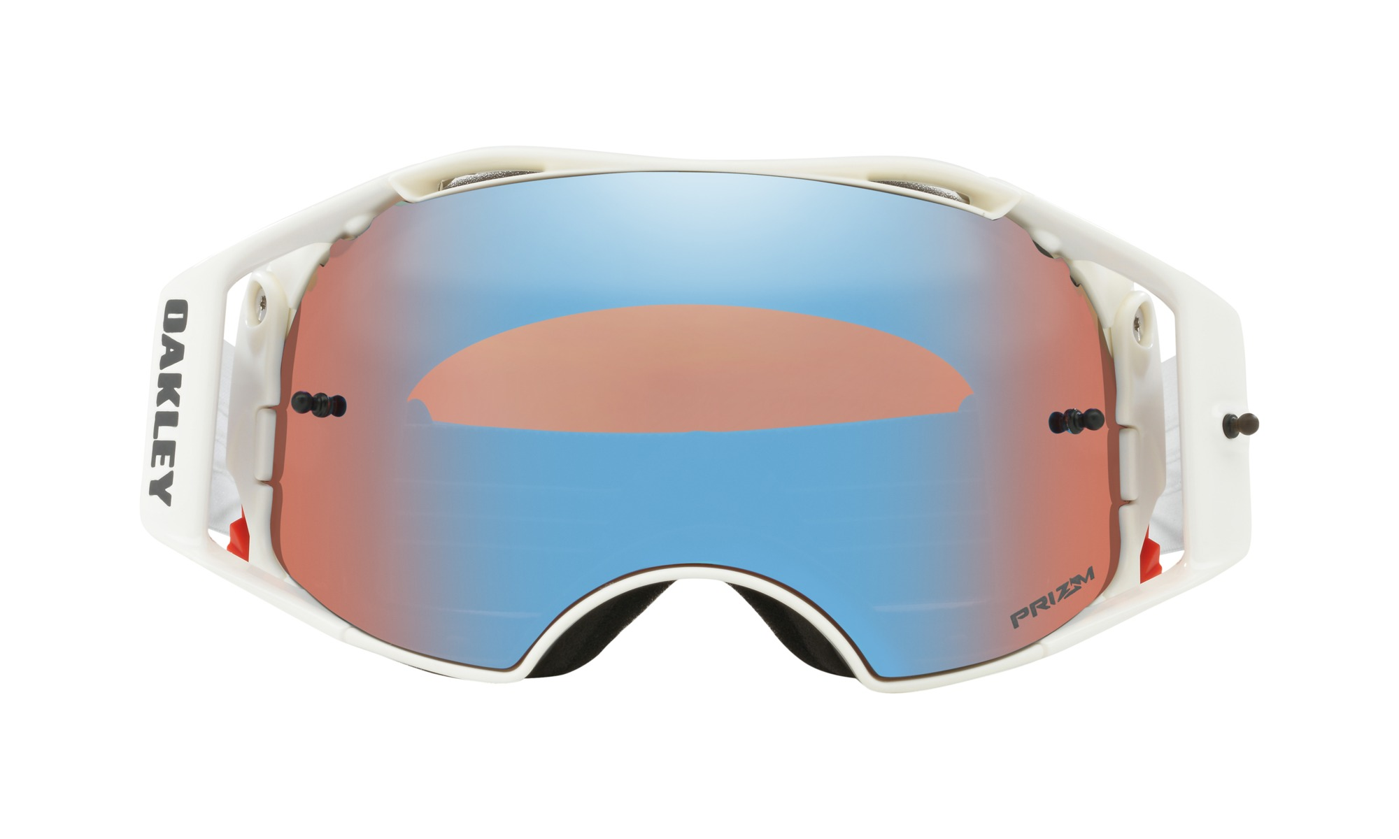 89f1b475993 Oakley Airbrake MX   Factory Pilot Whiteout   Prizm Mx Sapphire   Ref.  OO7046-
