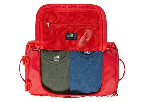 f583ced656 Sac The North Face Base Camp Duffel Rage Red S | Alltricks.com