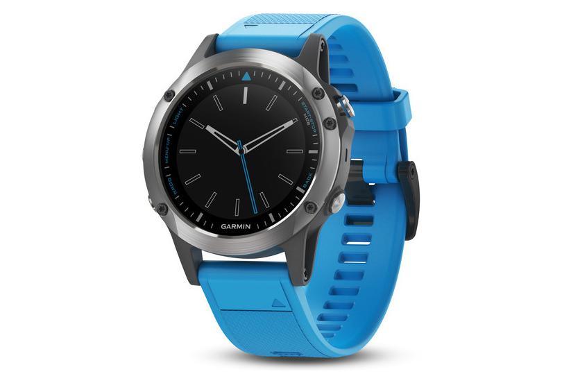 Garmin Quatix 5 Nautic / GPS Watch Blue