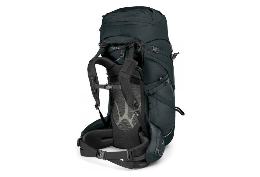 osprey xenith 105 backpack 105 grey alltricks com