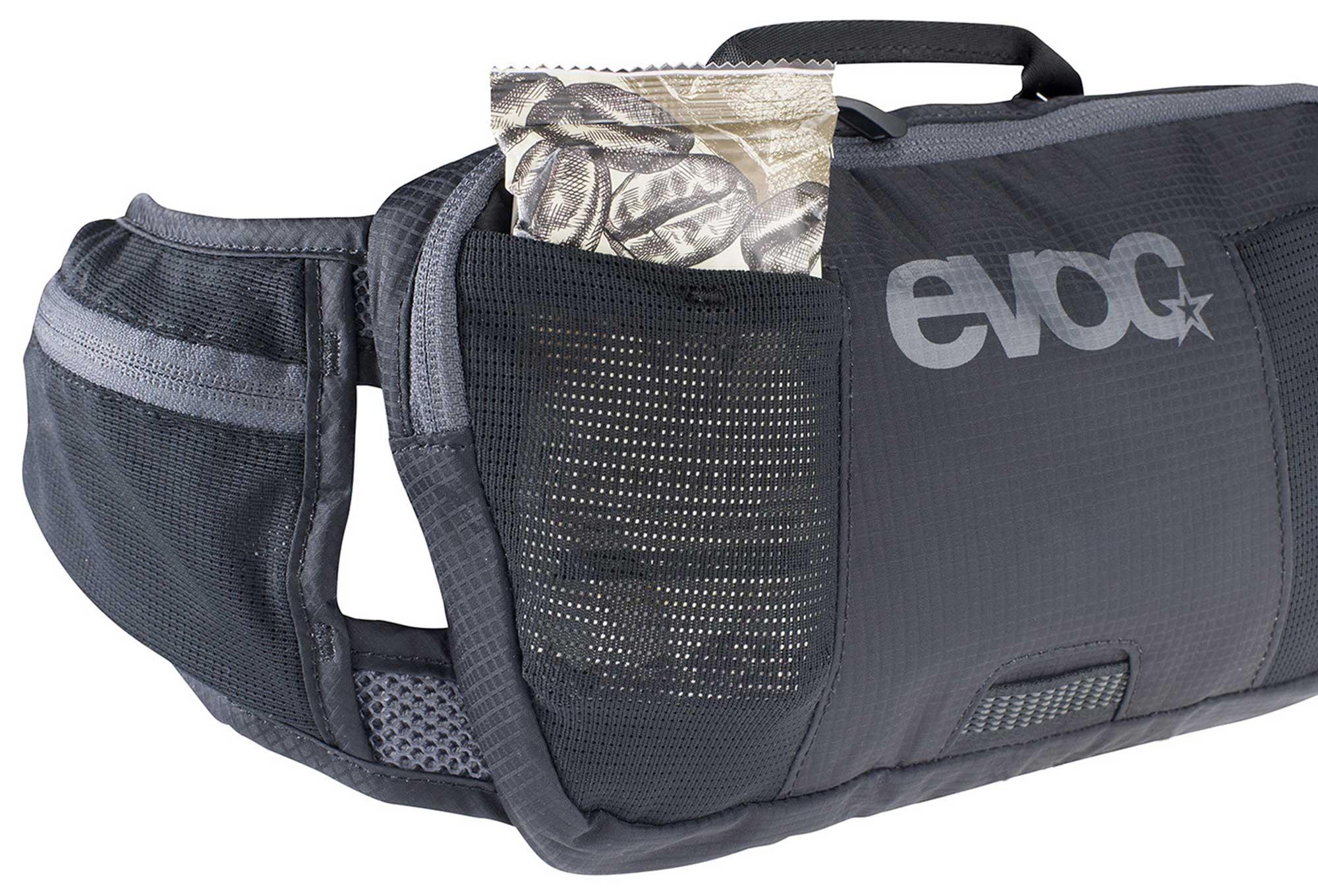 EVOC Hip Pouch 1 L gris ardoise