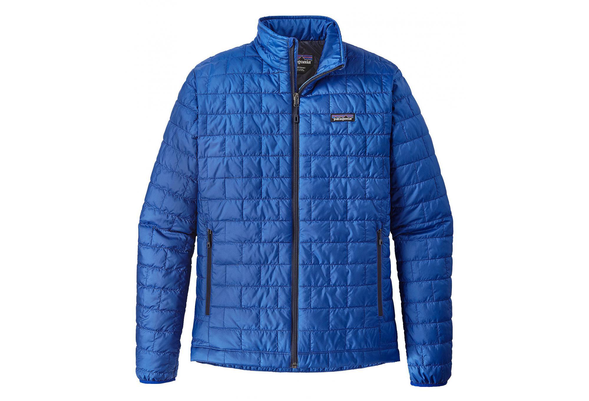 585f24248bf Doudoune Patagonia Nano Puff Bleu