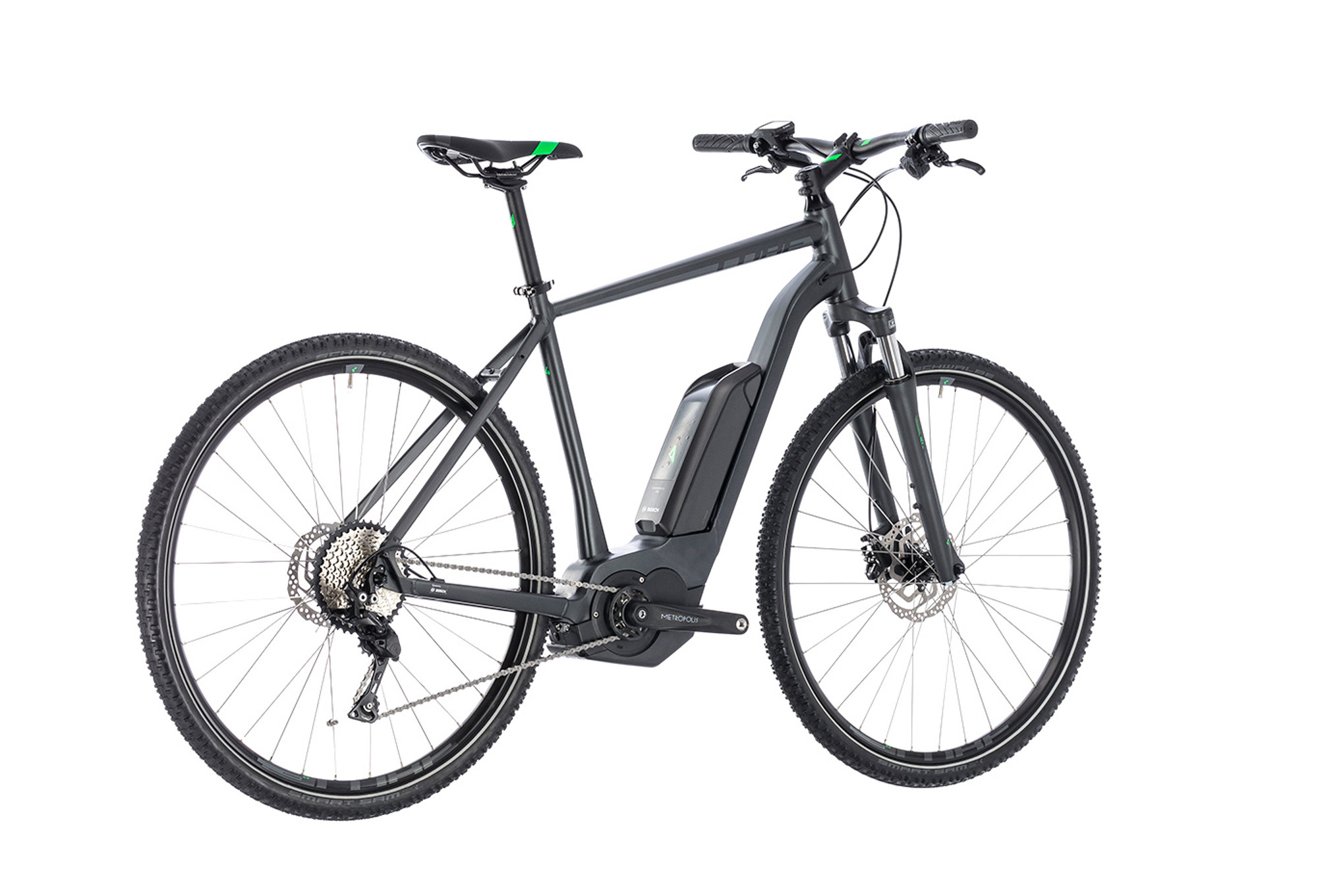 cube 2018 cross hybrid pro 500 hybrid touring bike 700 mm. Black Bedroom Furniture Sets. Home Design Ideas