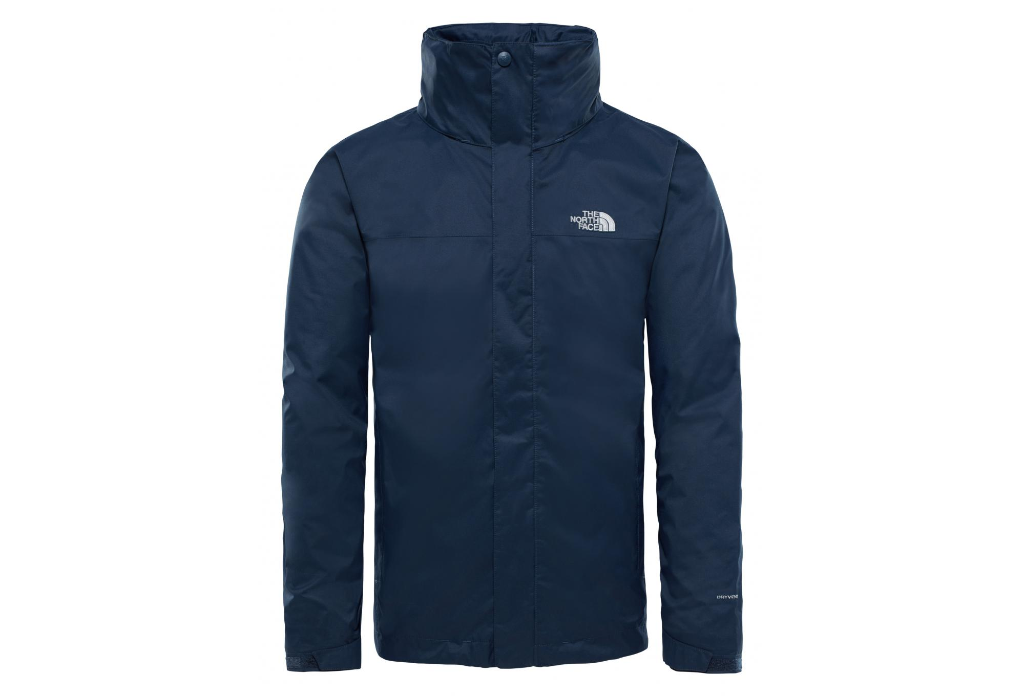 24ab32cec The North Face Evolve II Triclimate Jacket Blue