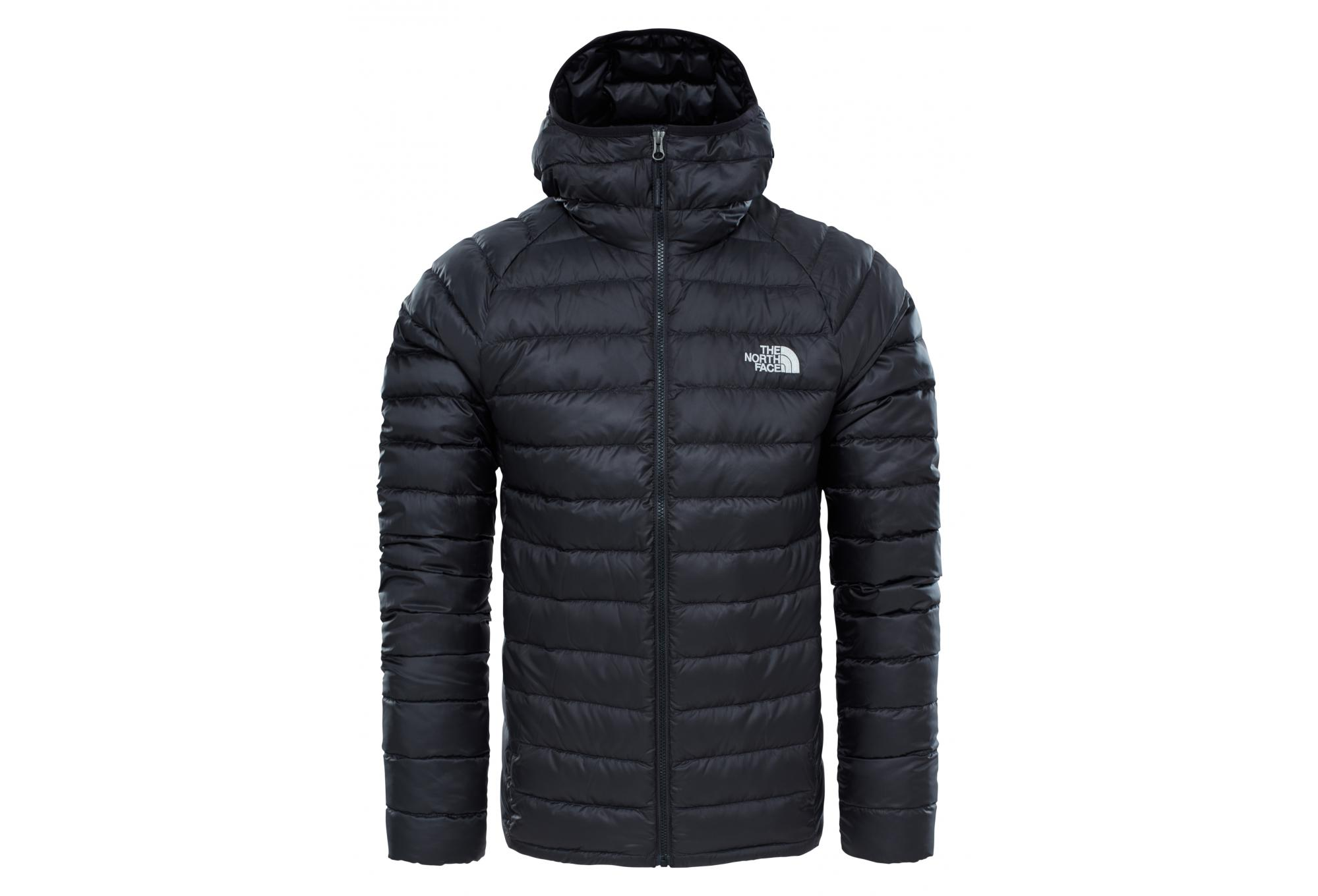 ea8698992 The North Face Trevail Hoodie Black