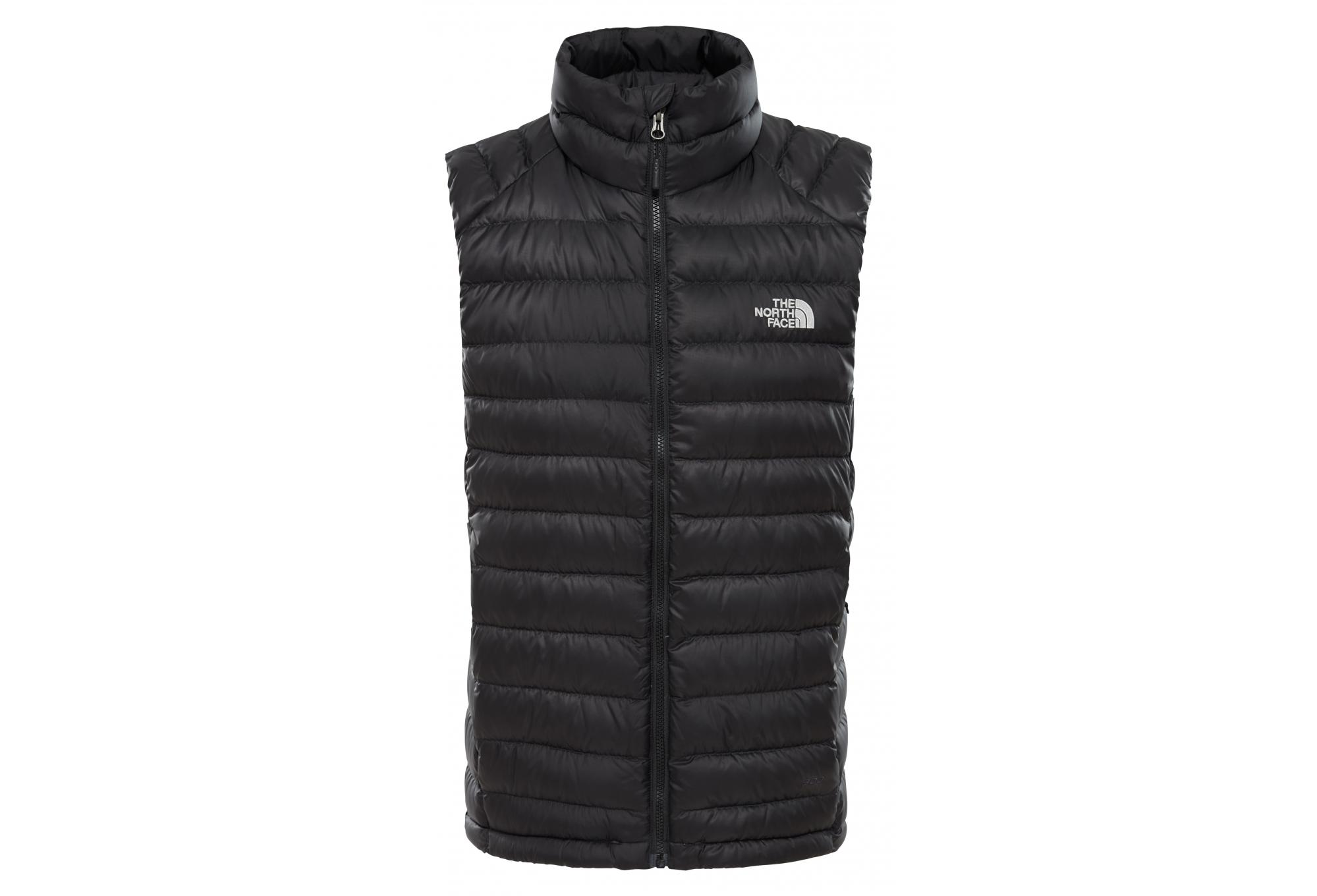 9716798181f Doudoune sans manche The North Face Trevail Noir