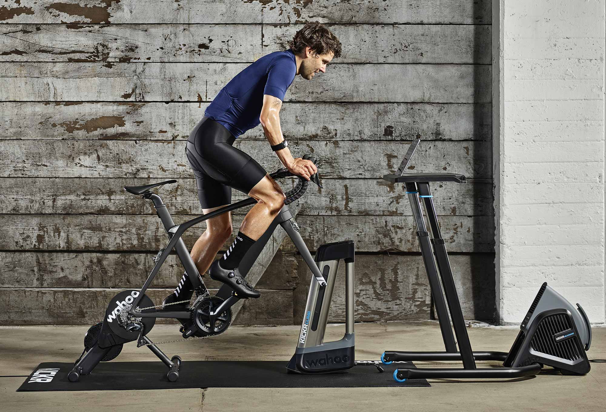 Wahoo Fitness Kickr Core Smart Trainer   Alltricks.com