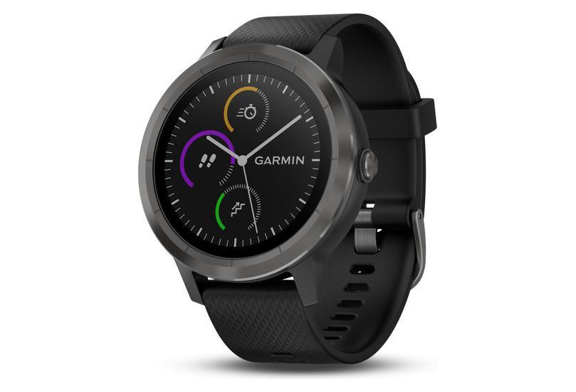 a2a137aad660 Garmin Vivoactive 3 GPS Reloj deportivo Pizarra   Negro Pulsera ...