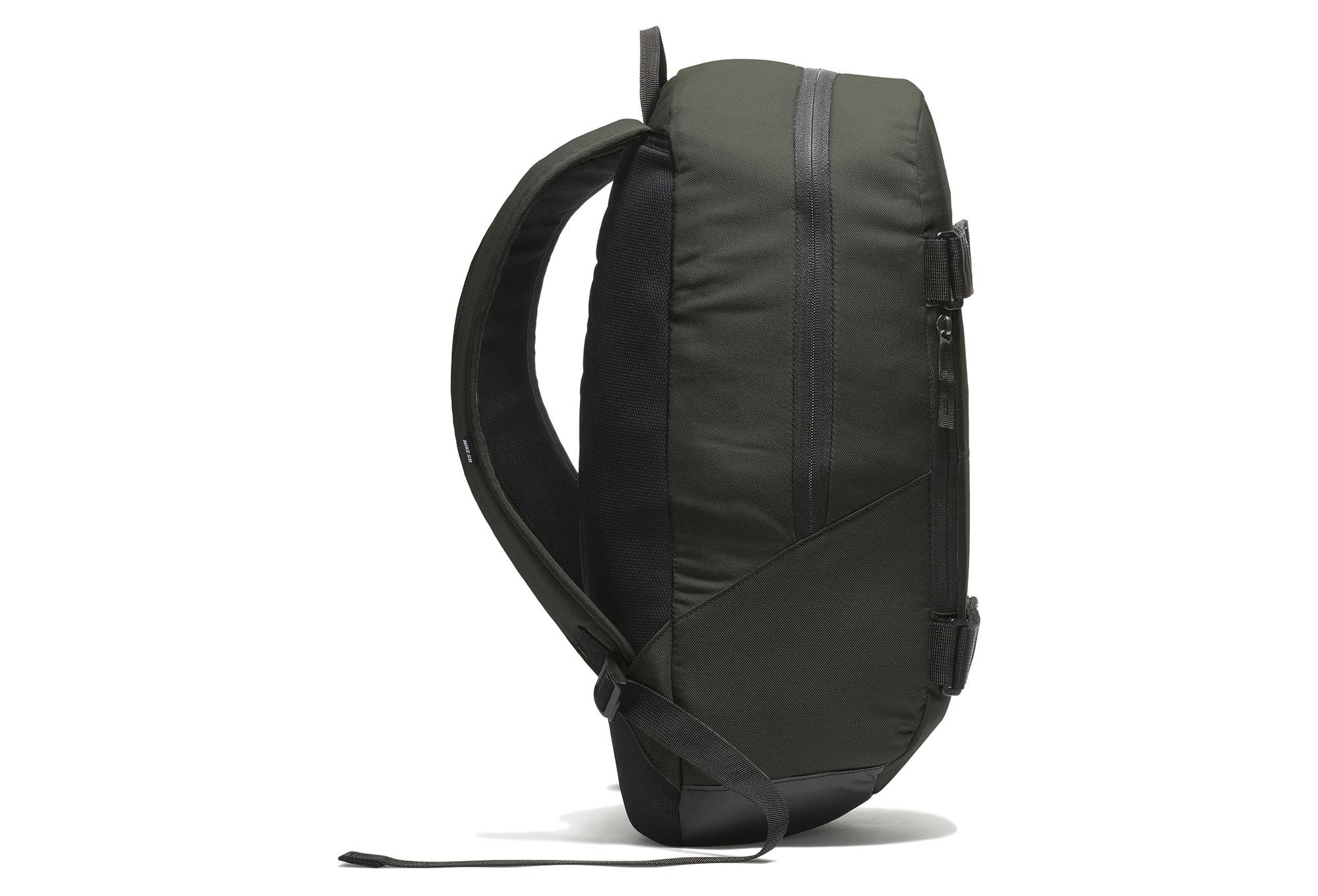 6eccefbccc Nike SB Courthouse Backpack Sequoia Black Olive | Alltricks.com