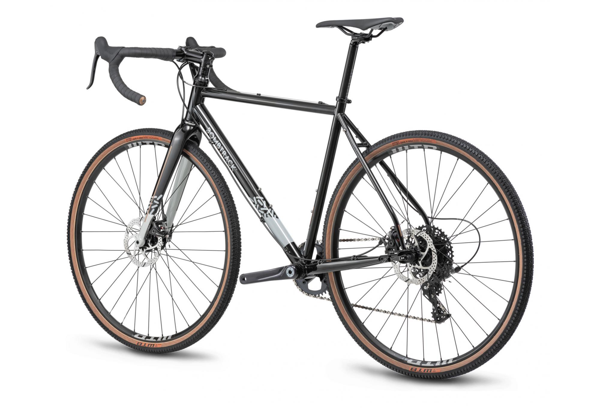 bombtrack hook 2 gravel bike sram rival 11s black 2019. Black Bedroom Furniture Sets. Home Design Ideas