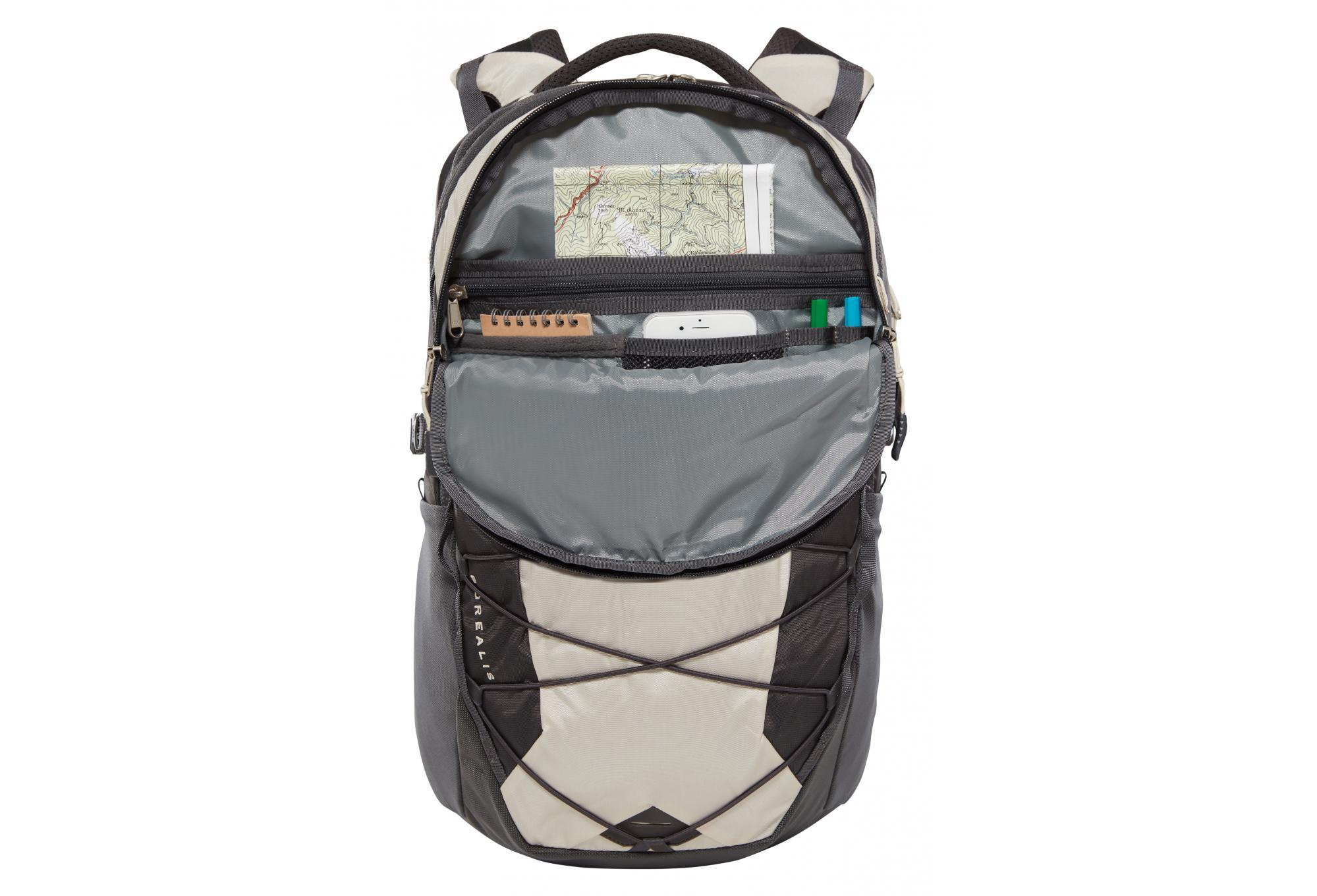 efb82e12b The North Face BOREALIS Backpack Beige