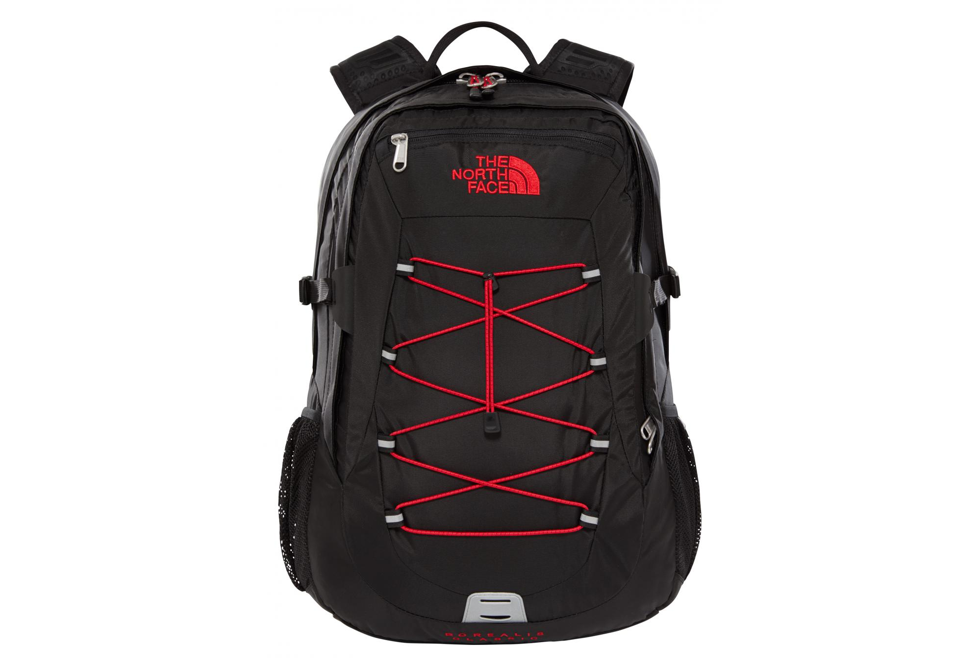 e339cb184a Sac à Dos The North Face Borealis Classic Noir Rouge | Alltricks.fr
