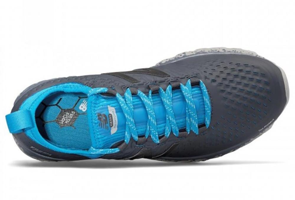 eaf65014f5adc1 Scarpe Trail Running New Balance Trail Fresh Foam Hierro V3 Grigio blu