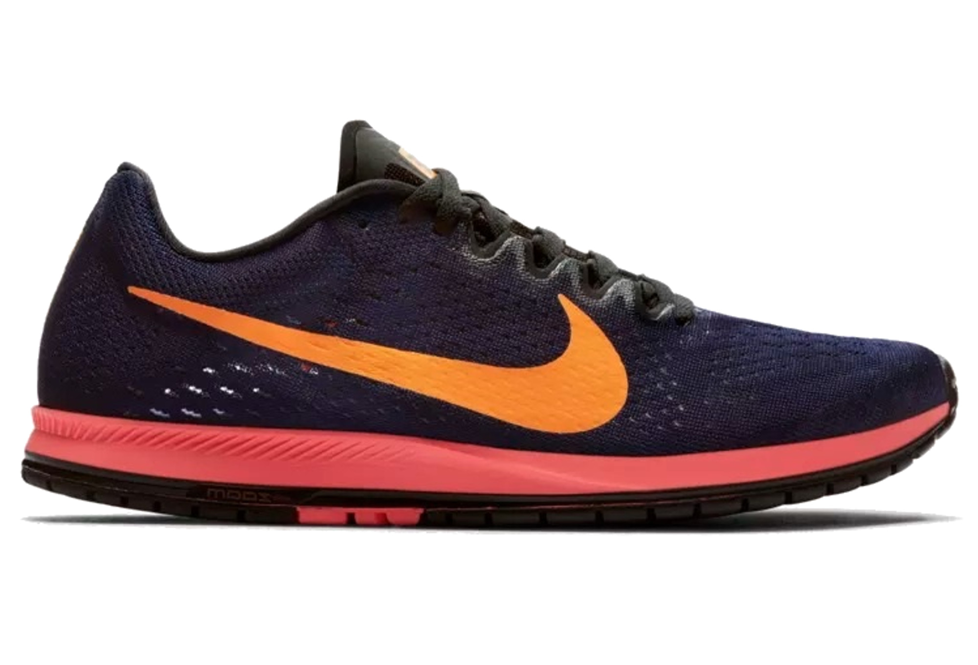 2e86a45ee5f65 Nike Air Zoom Streak 6 Shoes Blue Orange Pink