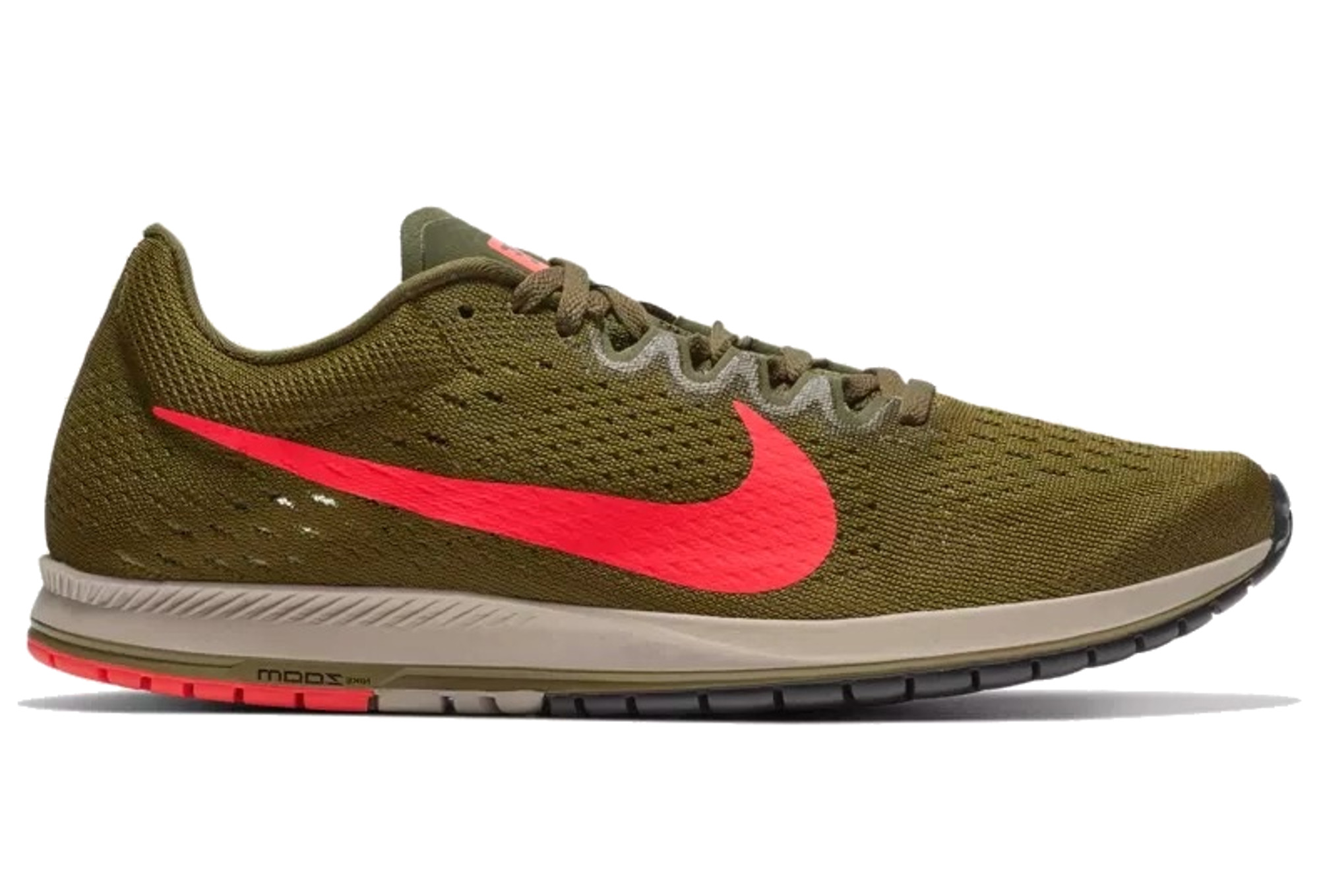 103112f91082 Nike Air Zoom Streak 6 Shoes Green Khaki
