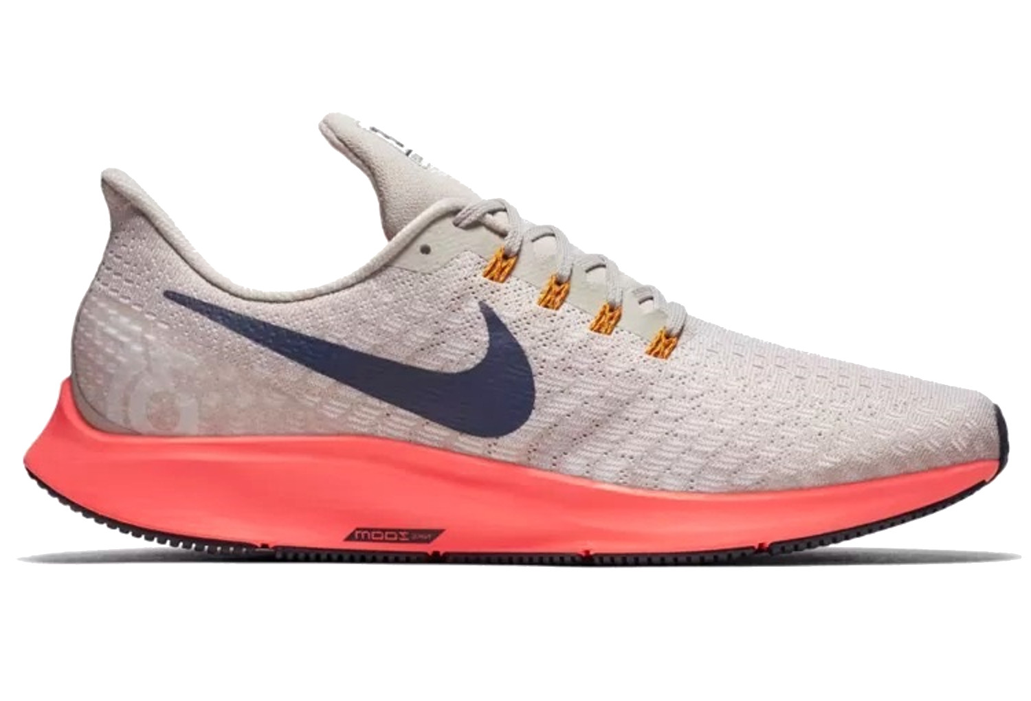 e1566f186841 Nike Air Zoom Pegasus 35 Shoes Beige Blue Pink Men