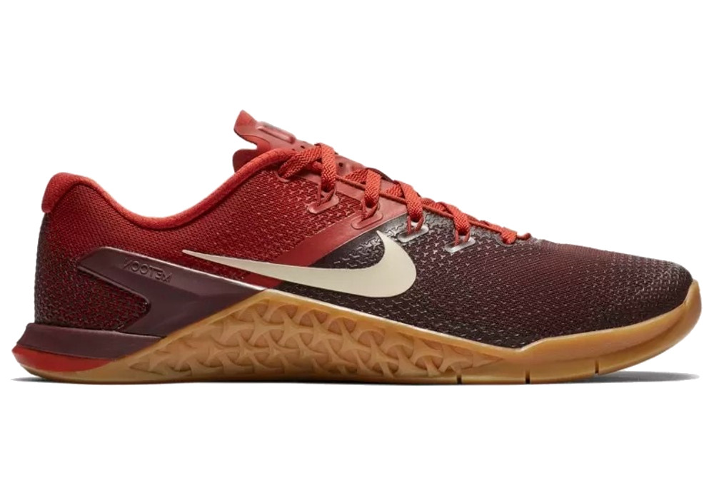 Nike Metcon 4 Schuhe Red Gum Men
