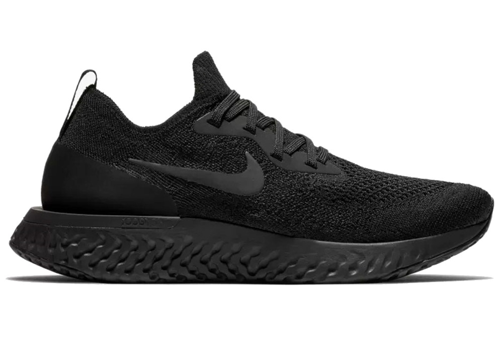 baffabde4b01 Nike Epic React Flyknit Black Men