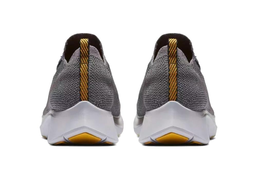 quality design 18590 2f55d Scarpe Nike Zoom Fly Flyknit Grigio Giallo Uomo | Alltricks.it