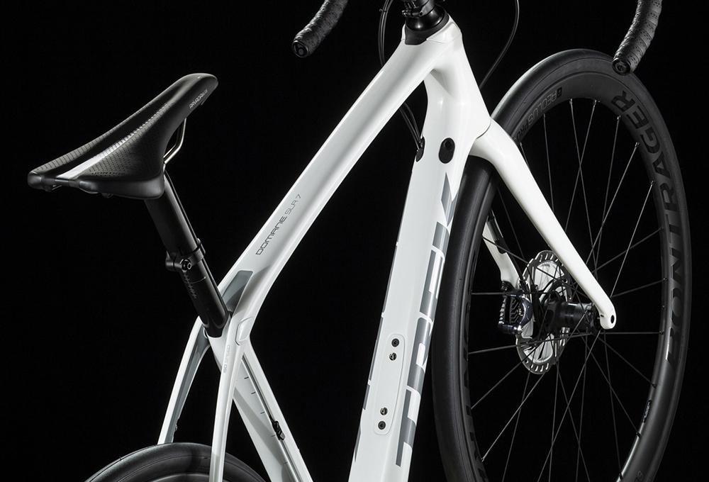 Trek Domane SLR 7 Disc Road Bike 2019 Shimano Ultegra Di2 11S White