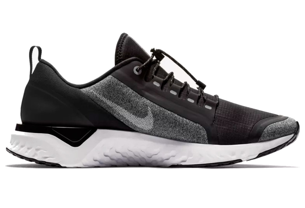 brand new 72843 fe6f3 Chaussures de Running Nike Odyssey React Shield Noir   Blanc
