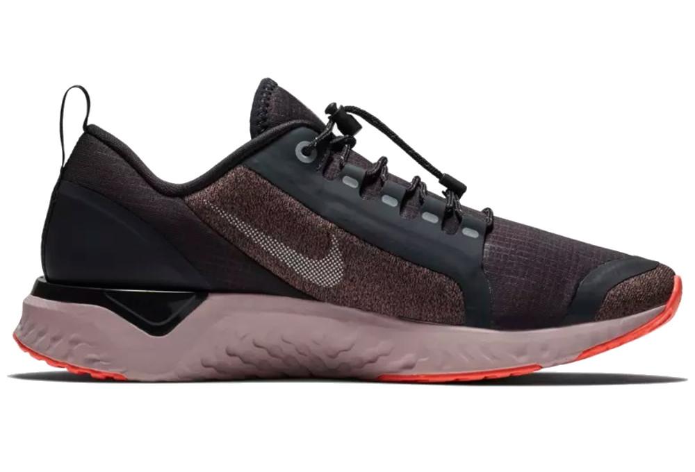 cd9b979a4bc7 Nike Odyssey React Shield Women s Shoes Black Mauve