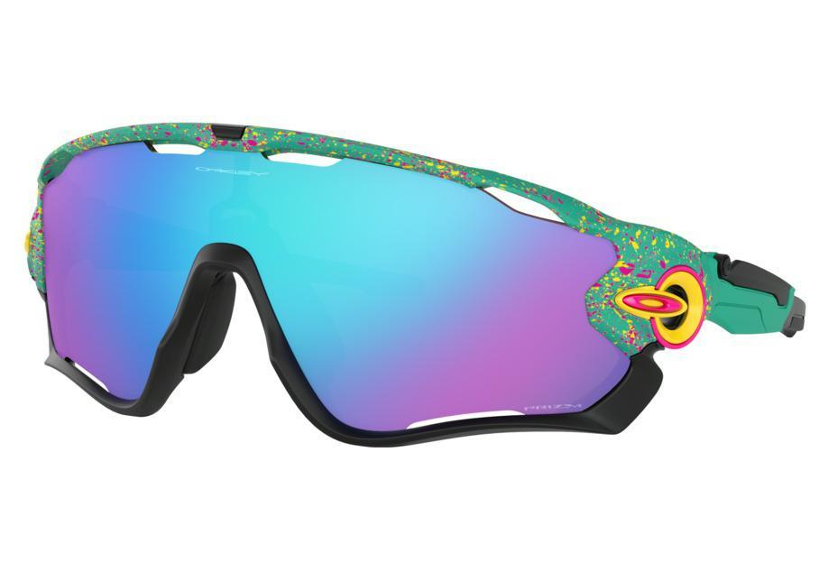 7825ee0ee8572 Oakley Sunglasses Jawbreaker Splatterfade Collection   Celeste   Prizm  Sapphire   Ref. OO9290-4131