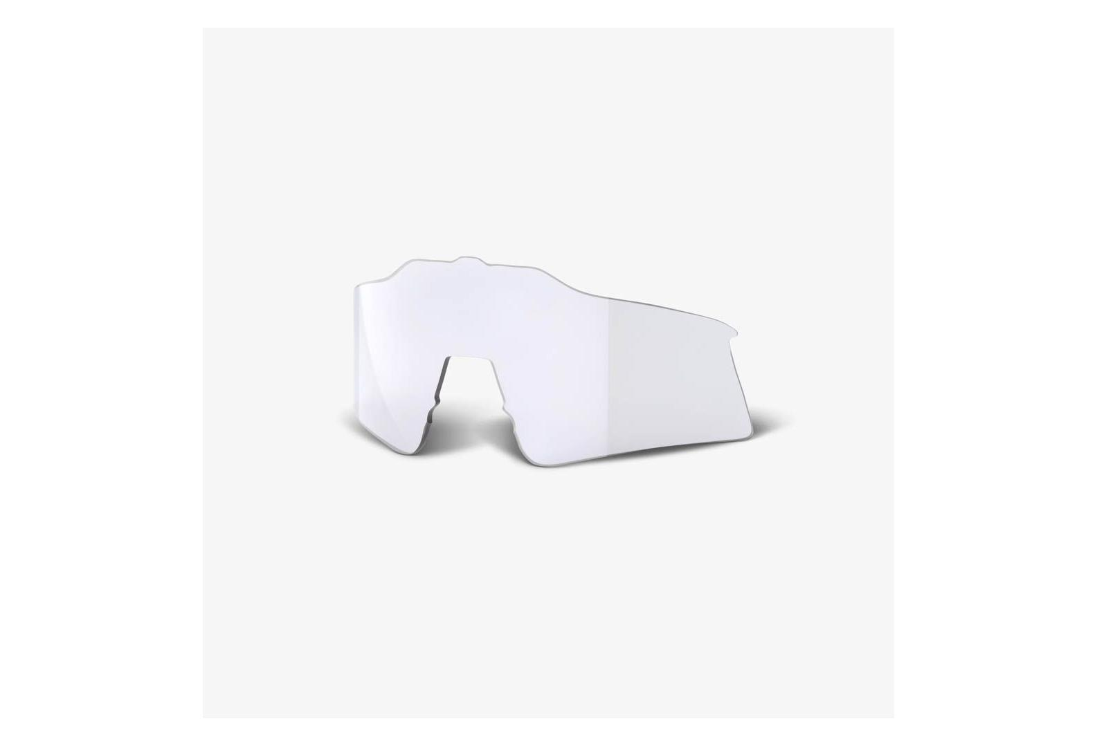 633474ba45188 Verres de Remplacement 100% pour Speedcraft SL   Transparent ...