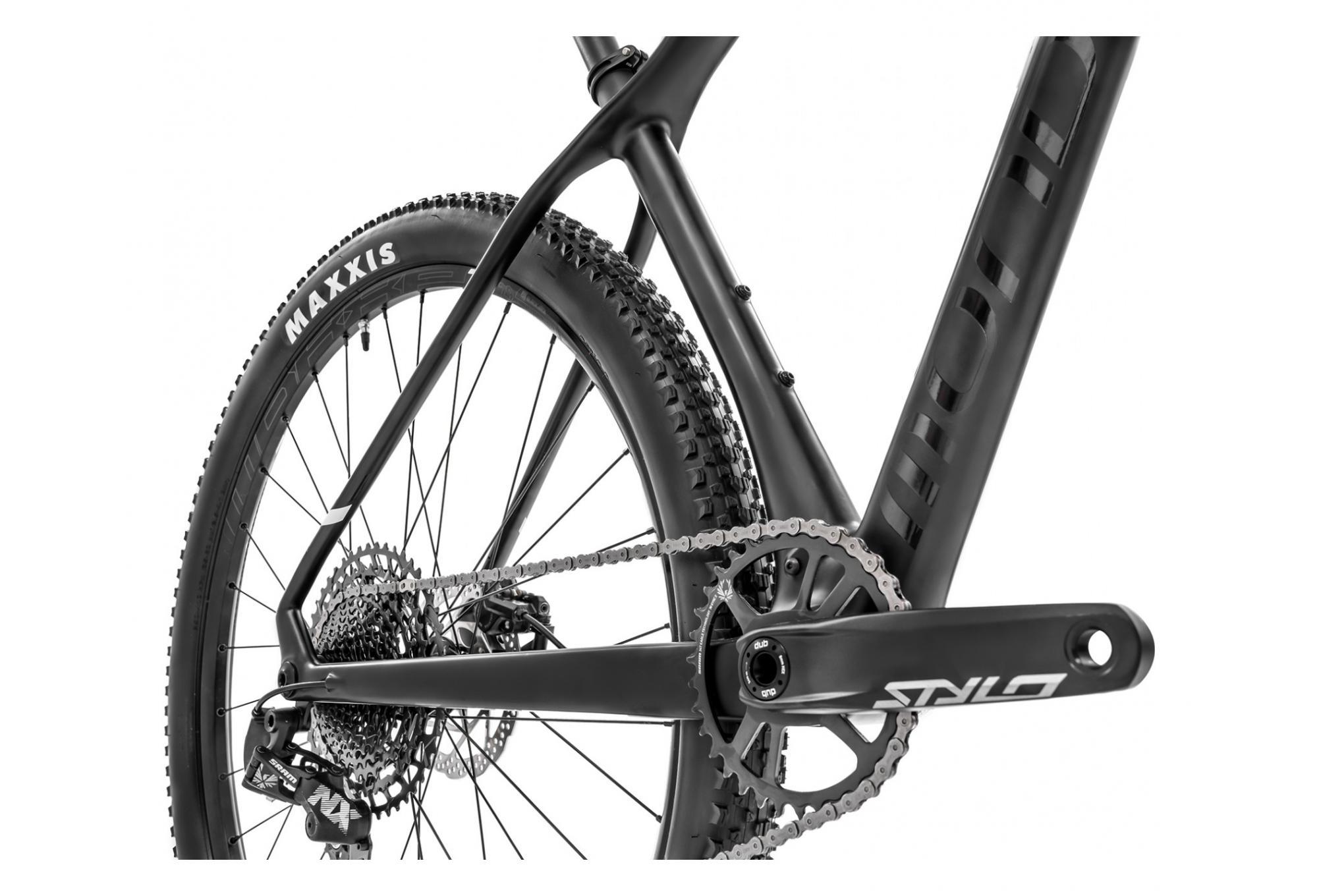 SRAM 2018 niveau T mountain bike VTT disque hydraulique de frein avant-Noir