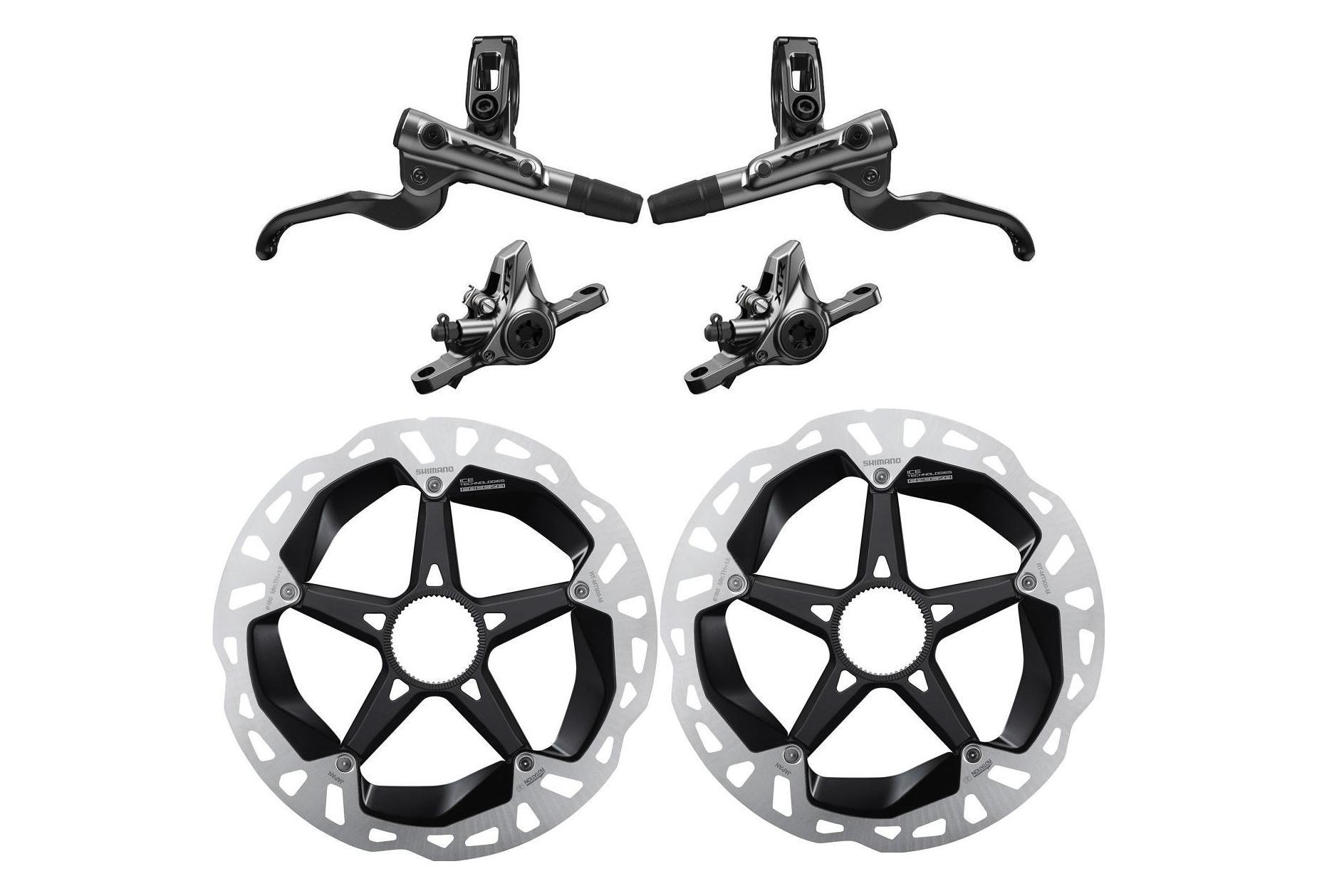 Vélo plaquettes de freins CONTEC cbs-400 plaquettes de frein 4 pièces 2 paire shimano compatible