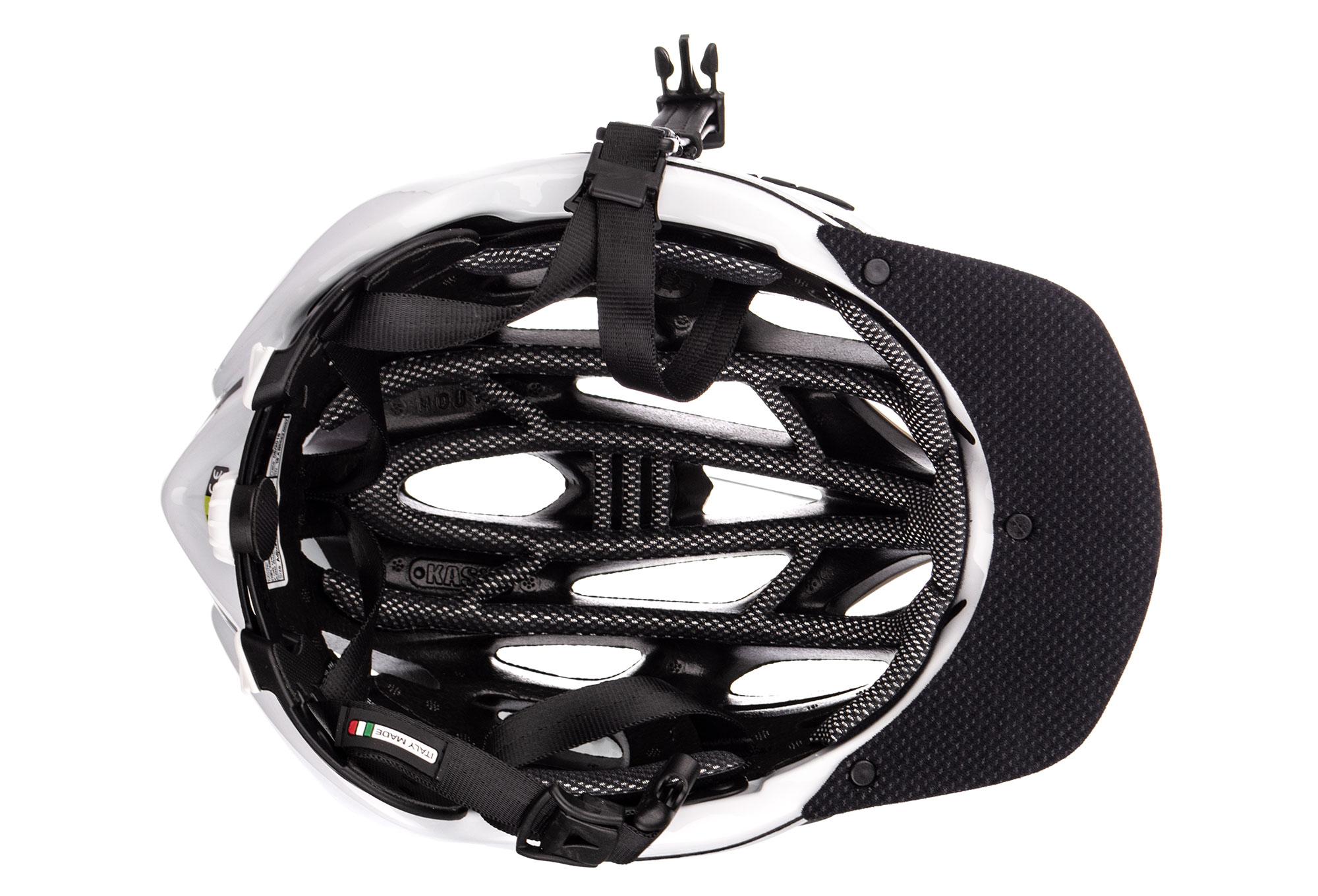 Red S:48-56. M:52-58. L:59-62cm KASK MOJITO X PEAK Road Cycling Helmet