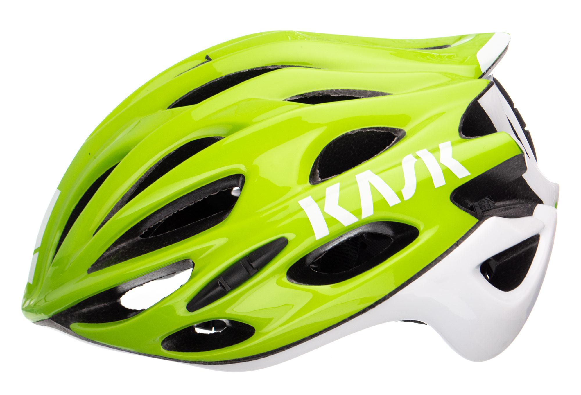 Helmet Kask Mojito x Lime White