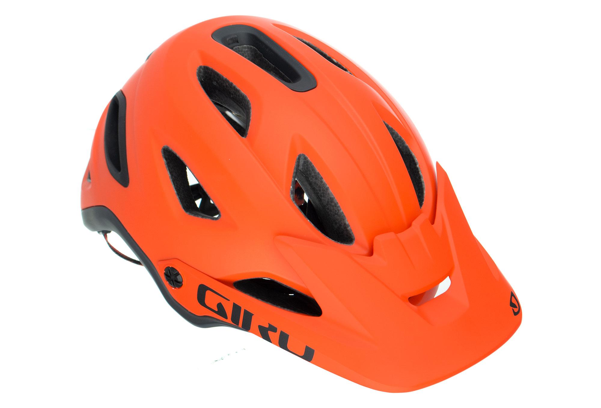 tukkukauppa yksinoikeudella kengät lähemmäs Giro Montaro Mips Helmet Mat Deep Orange