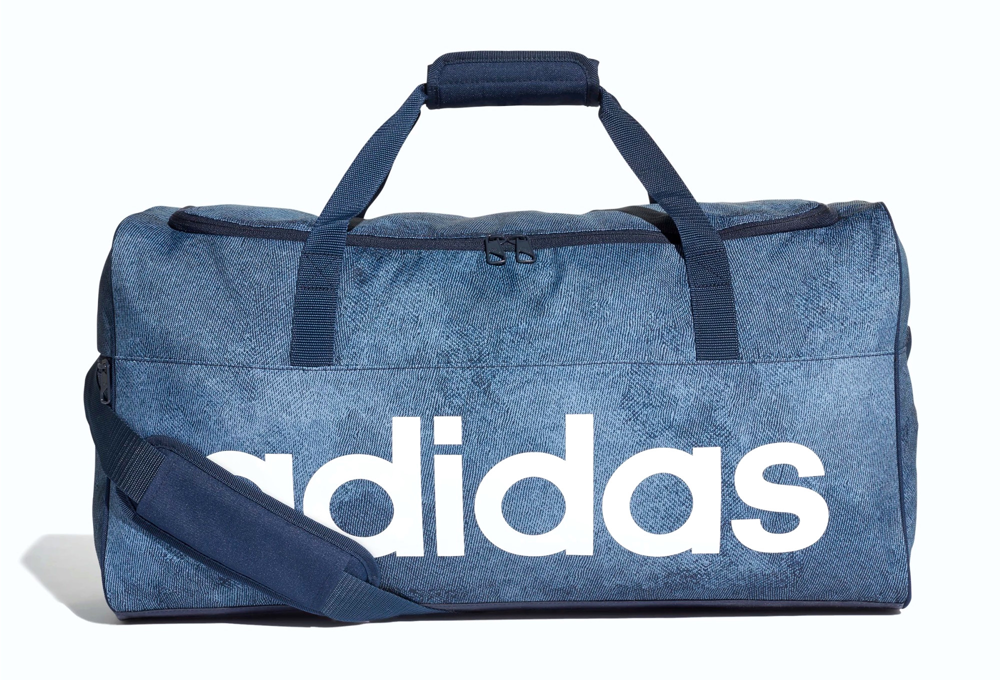 a51db33f36 Sac en Toile adidas Linear Performance Bleu | Alltricks.fr