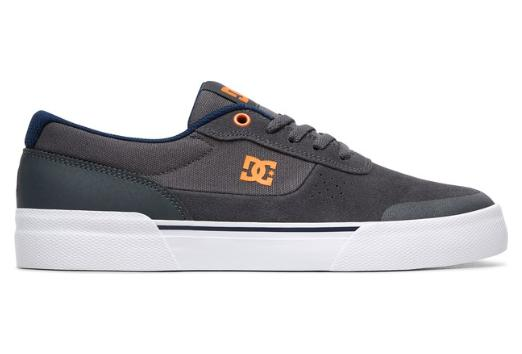 sale retailer 52b80 0ef7b DC Shoes Switch Plus S Grey / Orange