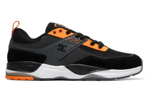 9fdbe9cc07 DC Shoes E.Tribeka S SE Black / Orange | Alltricks.com