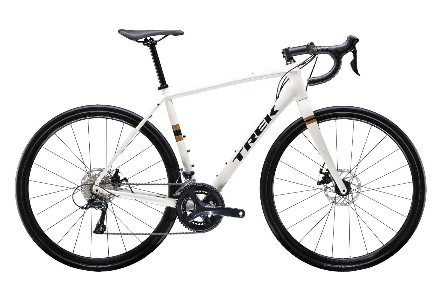 Trek Checkpoint AL 3 Gravel Bike 2019 Shimano Sora 9S White