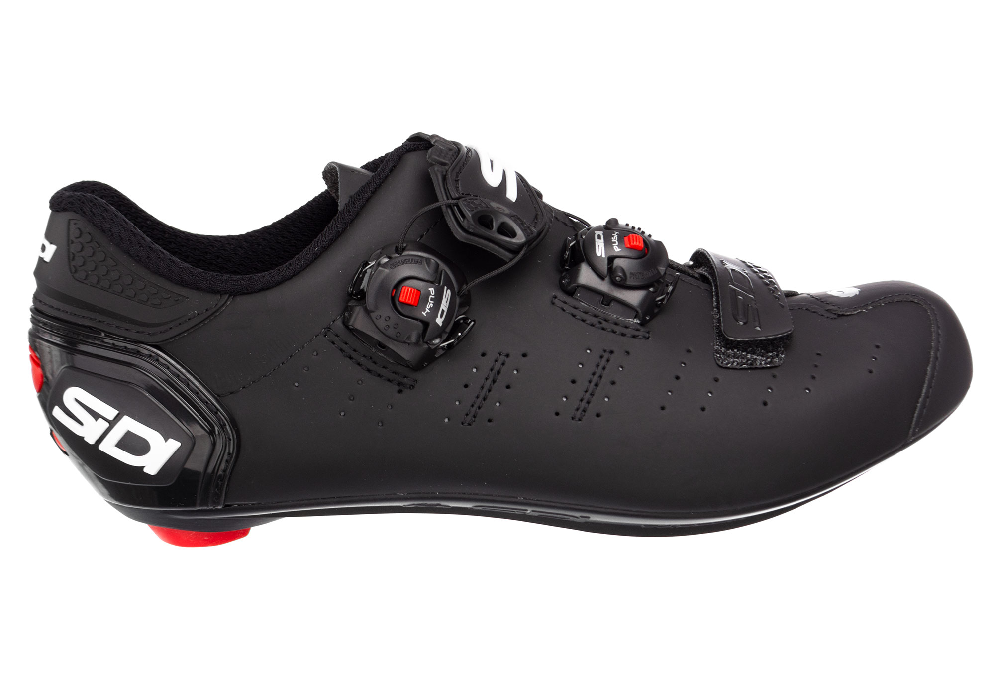 Chaussures Route Sidi Ergo 5 Mega Noir Mat