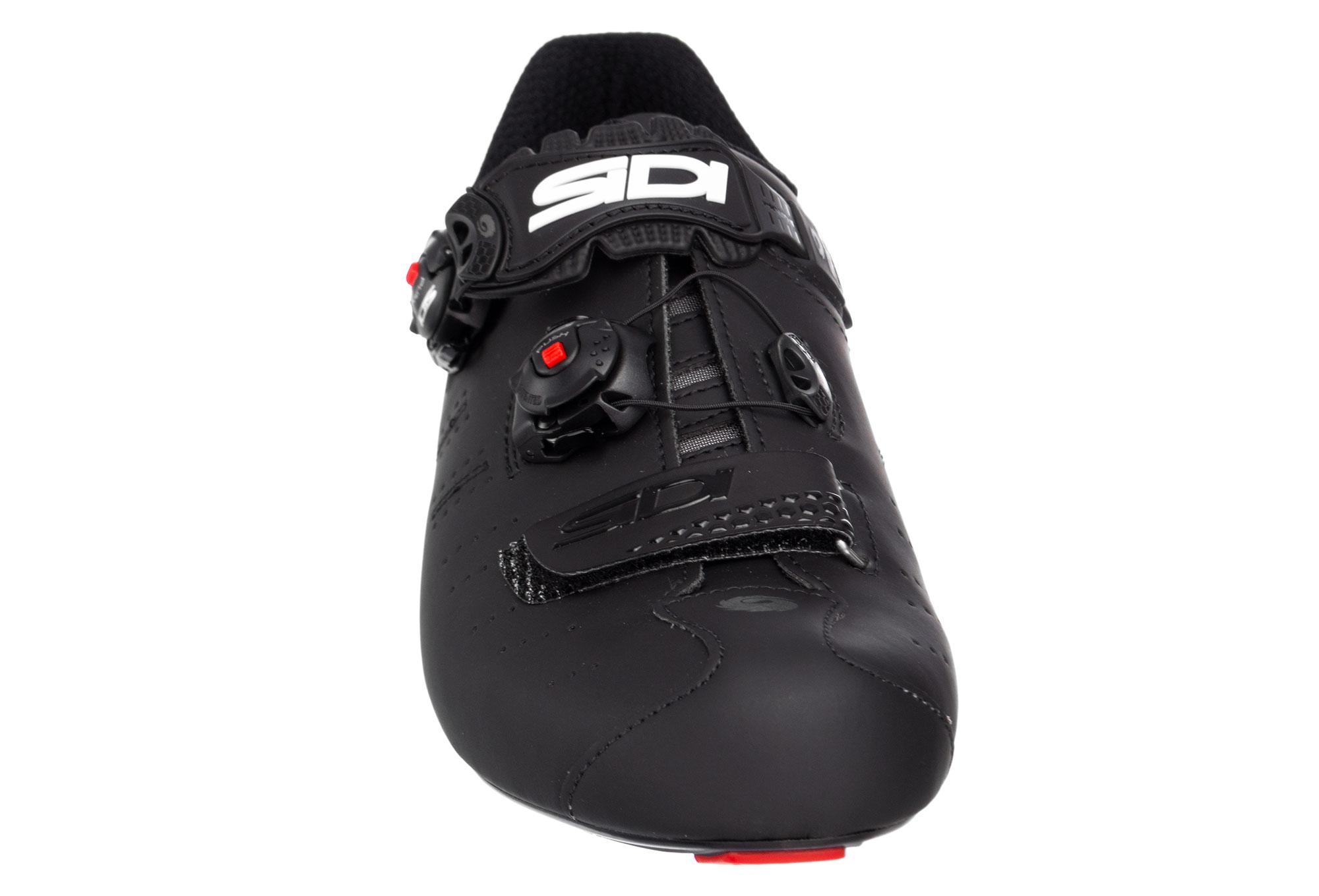 Sidi Ergo 5 Mega Matt Black Road Shoes