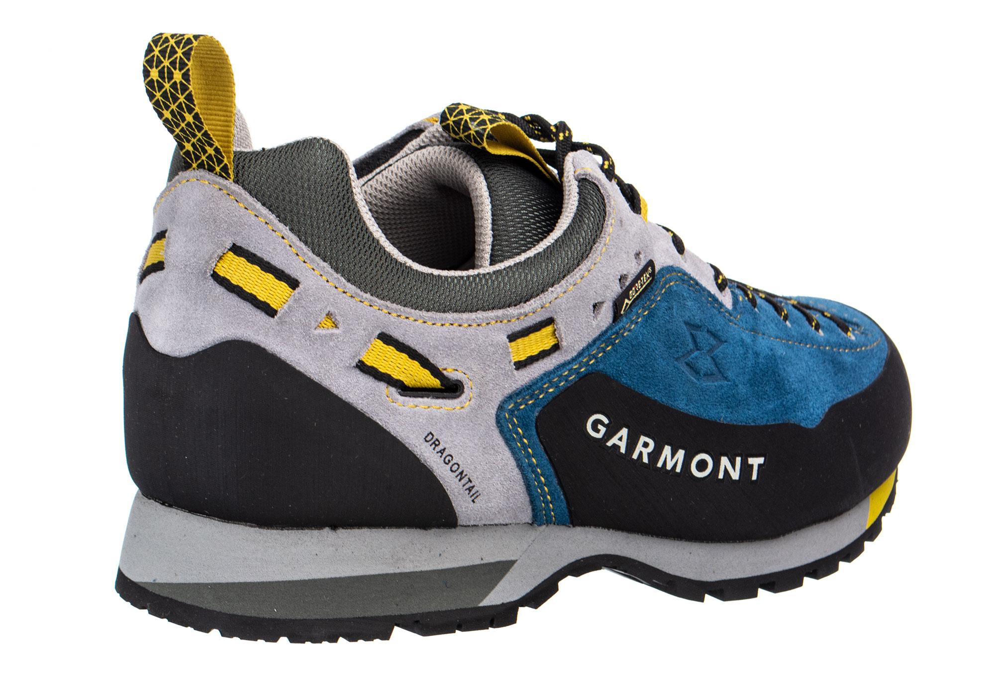 ee5b067dfa35b Scarpe Garmont Dragontail LT GTX Blu Grigio
