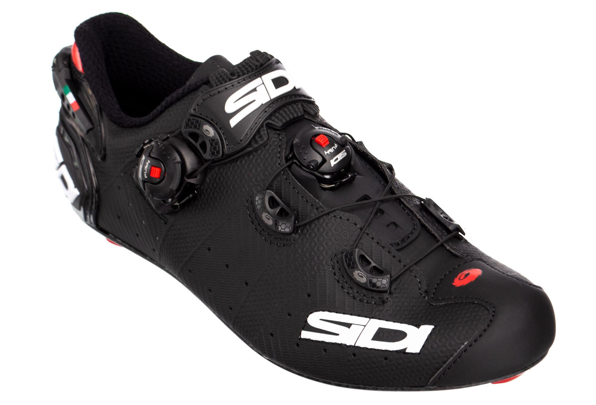 0ceb8de8e1 Sidi Wire 2 Carbon Road Shoes Matte Black | Alltricks.com
