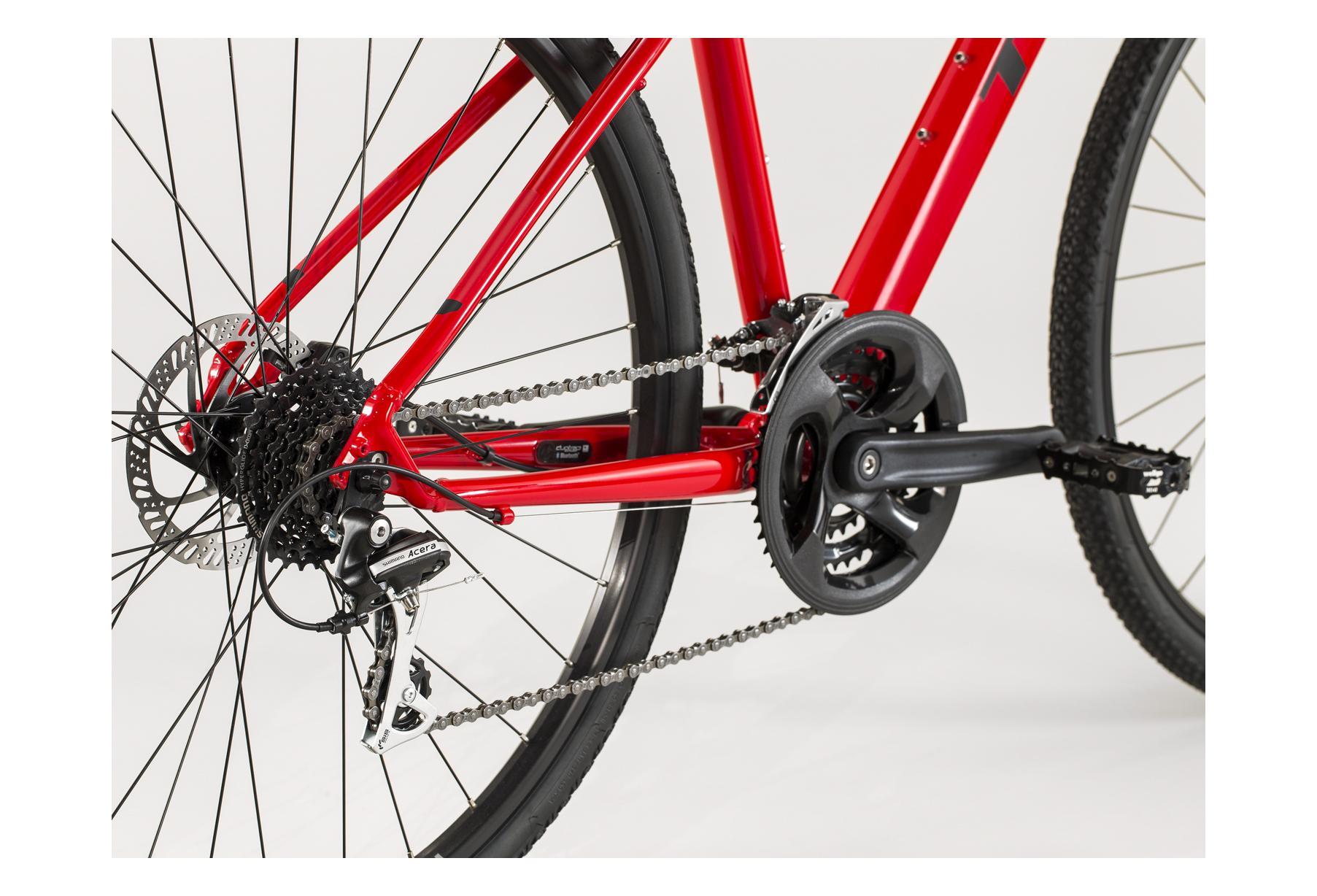 Fox Racing Mountain Bike pluie courtes rouge//noir 34