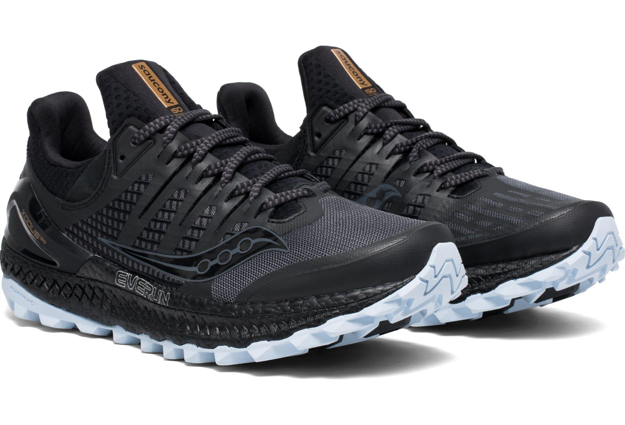 ae191ae2 Chaussures de Running Femme Saucony Xodus ISO 3 Gris Noir