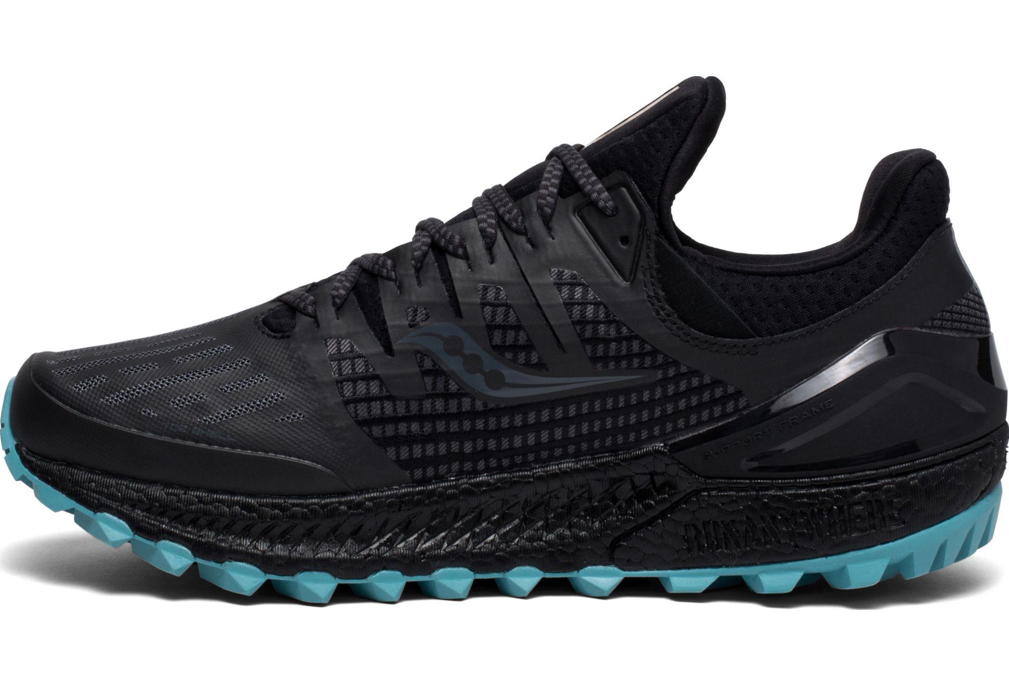 Chaussures de Running Comp/étition Femme Saucony Xodus Iso 3