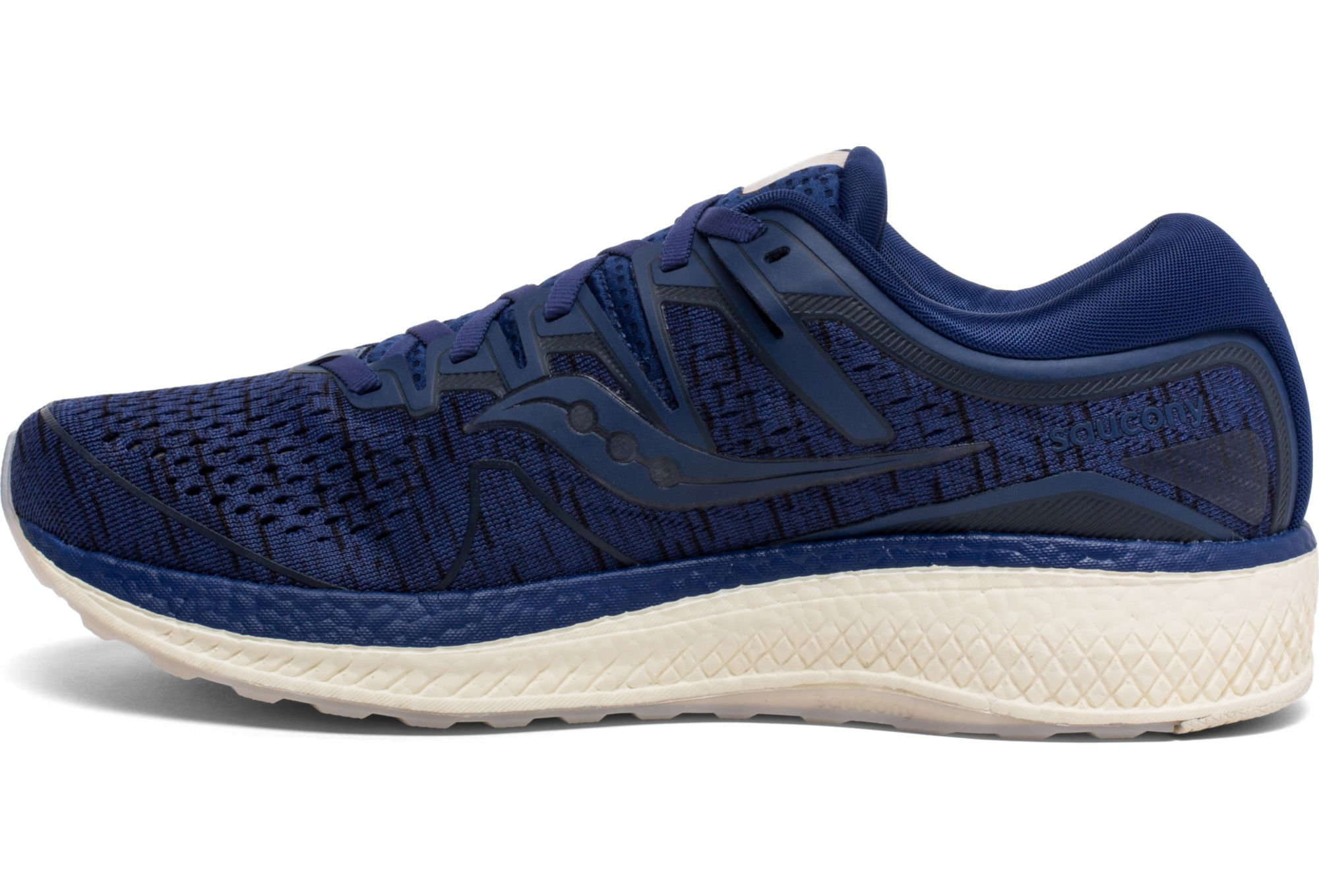 6a9bc49a Saucony Triumph ISO 5 Running Shoes Navy Shade