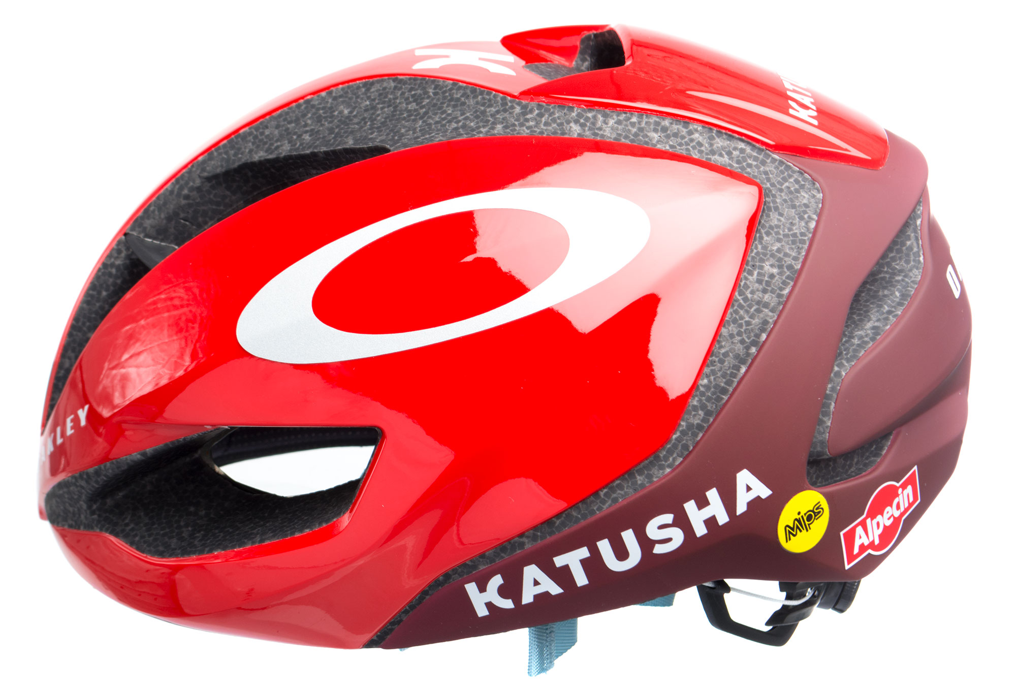 f818d46889 Oakley Helmet ARO5 Mips Team Katusha Alpecin Rouge