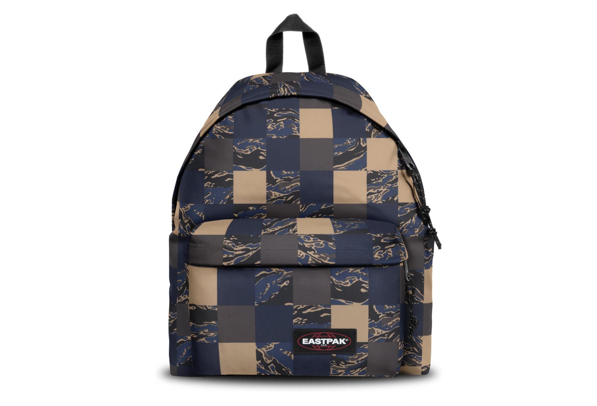 2a4f1b18e45 Eastpak Padded Pak'R Backpack Camopatch Navy | Alltricks.com