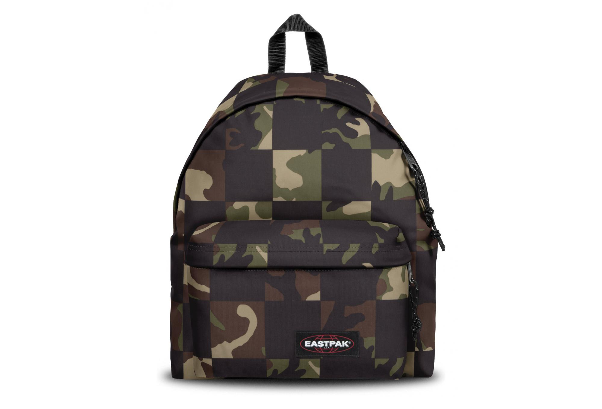 Eastpak Padded Pak R Backpack Camopatch Black