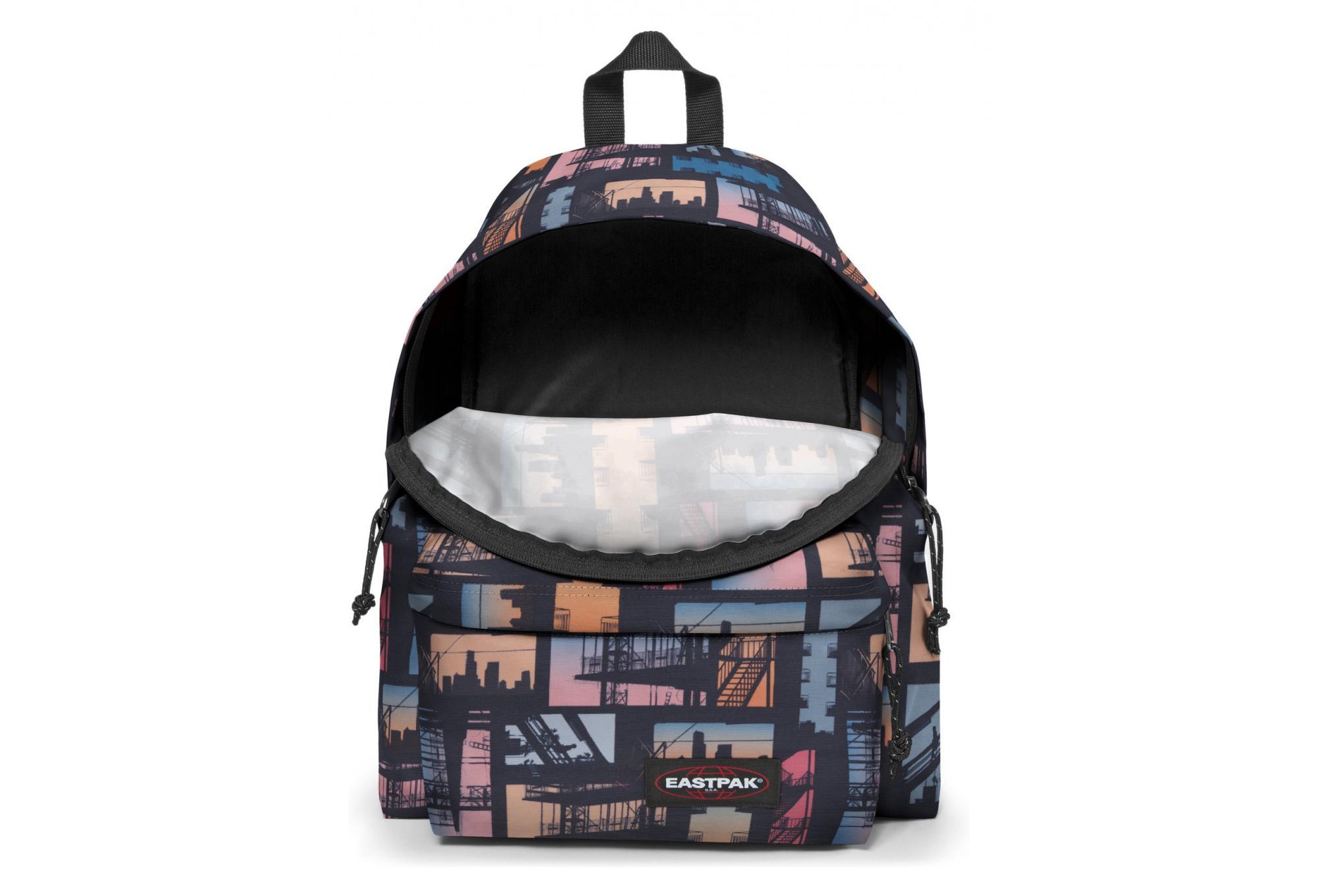 releasedatum: 100% hoge kwaliteit goede pasvorm Eastpak Padded Pak'R Backpack Sundowntown
